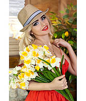 Женская летняя темно-бежевая соломенная шляпа Федора, цвета в ассортименте