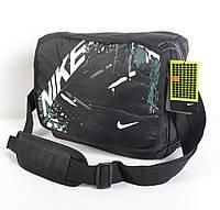 Практичная сумка через плече Nike - 35х27х9 (см)