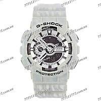 Часы женские наручные Casio GA-110 Mud-Grey
