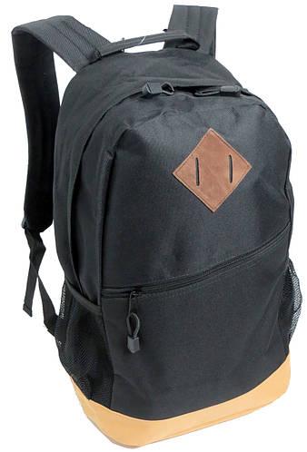 Молодежный городской рюкзак 28 л. Urban, 0255 черный