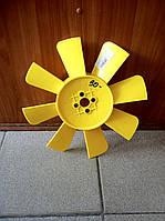 Крыльчатка вентилятора охлаждения Газель (8 лопастей)