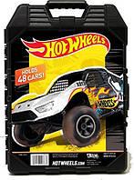 Кейс Hot Wheels для хранения машинок 48 шт.