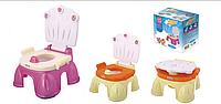 Горшок-стульчик BT-CP-0004 (2 цвета)