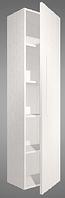 Пенал для ванной комнаты Long Step Comfort Буль-буль белый