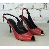 Туфли лодочки женские летние
