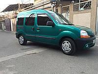 Дефлекторы окон (ветровики) Renault Kangoo I 3d 1998/Citroen Berlingo 2003/Nissan Kubistar 3d 2003-2008