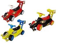 Машинка каталка детская Спорт Кар Орион 894