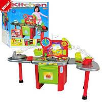 Кухня детская игровой набор с гладильной доской и телефоном MOCHTOYS 10156