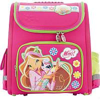 Ранец рюкзак Винкс детский школьный ортопедический 1 Вересня 551529