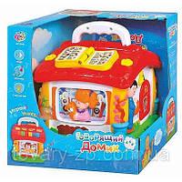 Игра логика Теремок развивающая для детей Joy Toy 9149