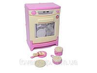 Посудомоечная машина со звуковыми эффектами для детей игровой набор Орион 815