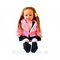 Кукла интерактивная Танюша музыкальная для девочки MY 041