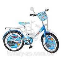 Велосипед 20 дюймов мульт Летачки детский двухколесный Profi P 2041 AIR