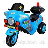 Электромобиль мотоцикл детский Ямаха аккумулятор Орион 372Г