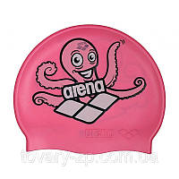 Шапочка для плавания детская Arena Multi Jr Cap 5 World 91388-20