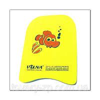 Доска для плавания детская Volna Kickboard-1 9141-00