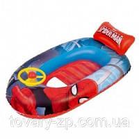 Плотик детский надувной Spider-man Bestway BW 98009