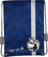 Сумка-рюкзак для обуви детская Kite Wild Life K14-600-2