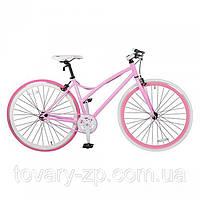 Велосипед спортивный 28 дюймов двухколесный Profi Гибрид
