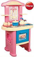 Кухня игровой набор детский для девочки Моя первая кухня Технок 3039