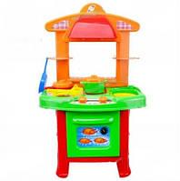 Кухня игровой набор детский для девочки Орион 402