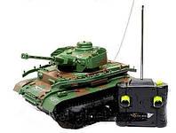 Танк на радиоуправлении детский Аллигатор аккумулятор от сети 2042