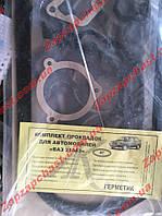 Набор прокладок двигателя Ваз 21083 2108 2109 21099 (1500) герметик полный