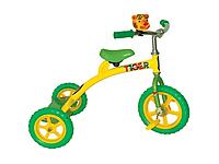 """Велосипед детский трех колесный 12"""" TIGER, модель 55  ХВЗ"""