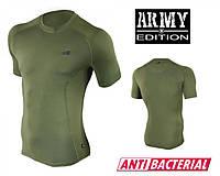 Спортивная термофутболка Radical Fury Army. Практичная футболка. Интернет магазин. Код: КДН212