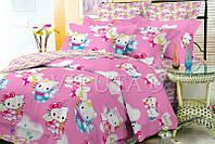 Детское постельное белье комплект подростковый Вилюта Китти