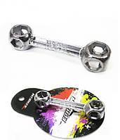Универсальный велосипедный ключ Собачья кость. 10 в 1