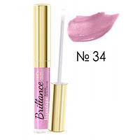 VS Brillance Hypnotique - Блеск для губ с 3D эффектом (34-сиреневый), 3 мл