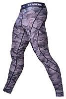 Штаны компрессионные для мужчин TACTICAL CRAFT  Berserk Sport серый