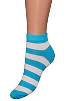 Детские носки (укороченные) (Бирюза)