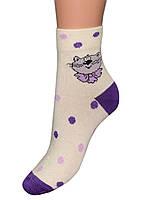 Детские носки (Молоко)