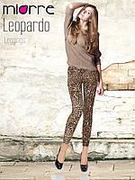 Лосины Мiorre, леопардовый принт