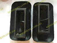 Уплотнитель бампера ваз 2103,2106 Большой передний(правый+левый) 2103-2803075\76