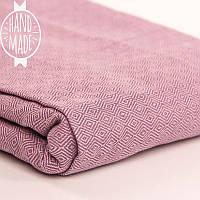 Слинг шарф тканый - Для переноски детей, Лав & Керри Aлмазное плетение нитей sling