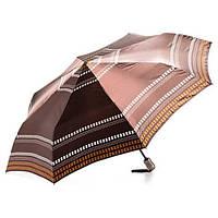 Зонт женский Doppler 74665GFGG18-5 полный автомат Коричневый