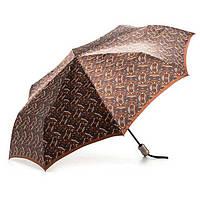 Зонт женский Doppler 74665GFGG18-4 полный автомат Коричневый