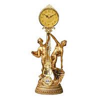 Часы каминные с маятником Jibo 102-A