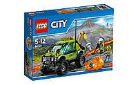 60121 Конструктор Lego Вулкан: разведывательный грузовик