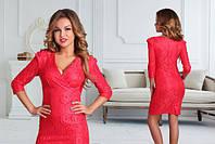 Женское платье цвет, фото 1