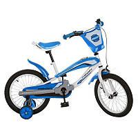 Детский велосипед PROFI 12д SX12-01-3, голубой