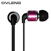 Наушники с микрофоном Ovleng IP 630-1806