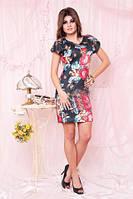 Женское платье цветы, фото 1
