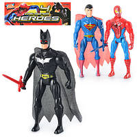Детская игрушка Супергерой 1809 KHT/54-0