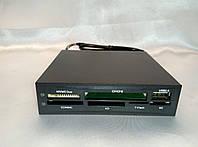 Картридер USB 2.0 XD10 Internal -1621
