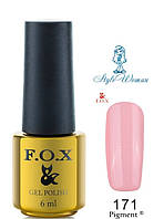 Fox Gel Polish Фокс гель лак 6 мл №171
