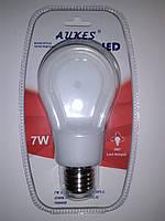 LED ЛЕД светодиодная лампа AUKES 7Вт 7W е27 белый